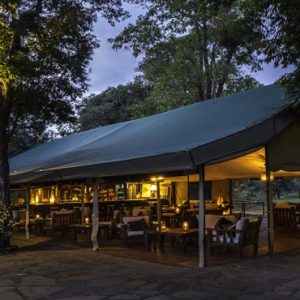 Luxury South Africa Holiday Packages Governors Camp, Kenya Restaurant And Bar Tent