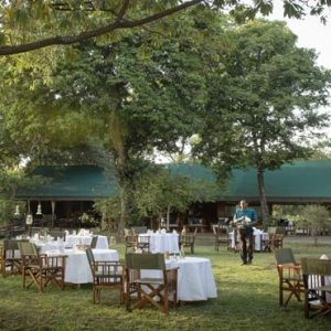 Luxury South Africa Holiday Packages Governors Camp, Kenya Restaurant Tent