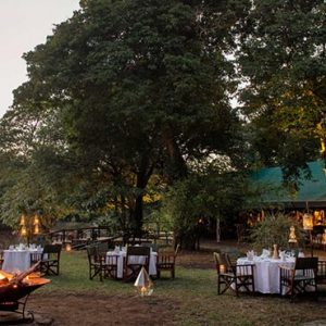 Luxury South Africa Holiday Packages Governors Camp, Kenya Restaurant Tent Outdoors