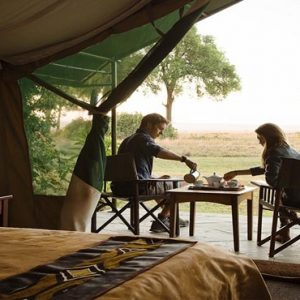 Luxury South Africa Holiday Packages Governors Camp, Kenya Safari Tent