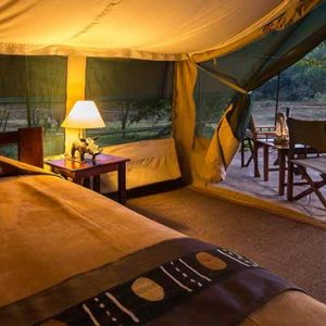 Luxury South Africa Holiday Packages Governors Camp, Kenya Safari Tent2