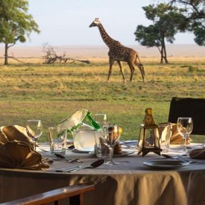 Luxury South Africa Holiday Packages Governors Camp, Kenya In Room Tent View