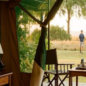 Luxury South Africa Holiday Packages Governors Camp, Kenya Room View