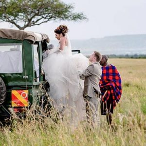 Luxury South Africa Holiday Packages Governors Camp, Kenya Wedding In Safari1