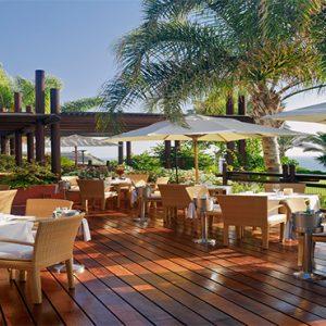 Luxury Tenerife Holiday Packages The Ritz Carlton Abama El Mirador Breakfast Terrace 1