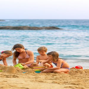 Luxury Tenerife Holiday Packages The Ritz Carlton Abama Family At Beach