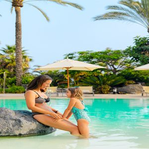 Luxury Tenerife Holiday Packages The Ritz Carlton Abama Family At Pool