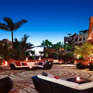 Luxury Tenerife Holiday Packages The Ritz Carlton Abama Lobby Bar Outside