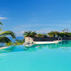 Luxury Tenerife Holiday Packages The Ritz Carlton Abama Piscina El Mirador De Dila