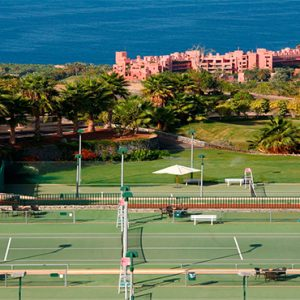Luxury Tenerife Holiday Packages The Ritz Carlton Abama Tennis At Abama