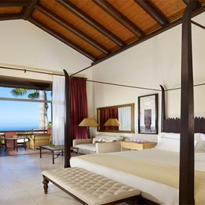 Luxury Tenerife Holiday Packages The Ritz Carlton Abama Villa Deluxe Ocean View