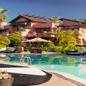 Luxury Tenerife Holiday Packages The Ritz Carlton Abama Villas Tagor Swimming Pool