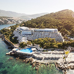 Luxury holidays croatia - Dubrovnik Palace Hotel - thumbnail