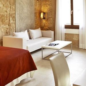 Luxury holidays mallorca - santa clara urban hotel - bedroom