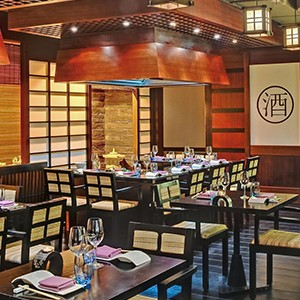 Luxury holidays tenerife - Sheraton La Caleta Resort - asian restaurant
