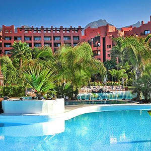 Luxury holidays tenerife - Sheraton La Caleta Resort - exterior