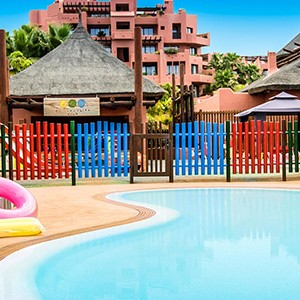 Luxury holidays tenerife - Sheraton La Caleta Resort - kids pool