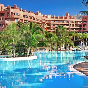 Luxury holidays tenerife - Sheraton La Caleta Resort - pool