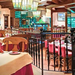 Luxury holidays tenerife - Sheraton La Caleta Resort - restaurant