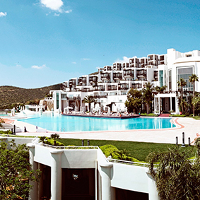 Luxury holidays turkey - kempinski hotel barbaros bay - thumbnail