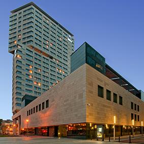 Luxury holidyas barcelona - Hilton Diagonal Mar Barcelona - thumbnail