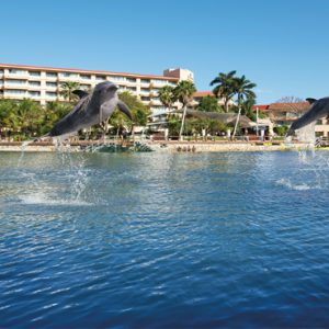 Luxuxry Mexico Holidays Dreams Puerto Aventuras Resort And Spa Dolphins