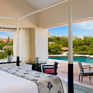 Luxuxry Mexico Holidays Dreams Puerto Aventuras Resort And Spa Honeymoon Jacuzzi Ocean View