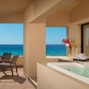 Luxuxry Mexico Holidays Dreams Puerto Aventuras Resort And Spa Honeymoon Suite With Jacuzzi
