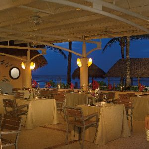 Luxuxry Mexico Holidays Dreams Puerto Aventuras Resort And Spa Seaside Grill