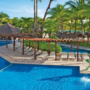 Luxuxry Mexico Holidays Dreams Puerto Aventuras Resort And Spa Pool