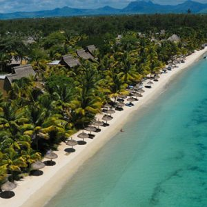 luxury Mauritius holiday Packages Trou Aux Biches Beachcomber Golf Resort And Spa Beach 11