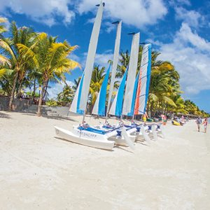 luxury Mauritius holiday Packages Trou Aux Biches Beachcomber Golf Resort And Spa Beach 5