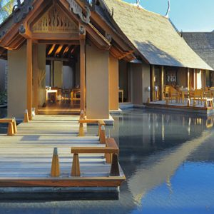 luxury Mauritius holiday Packages Trou Aux Biches Beachcomber Golf Resort And Spa Dining 2
