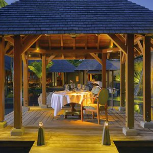 luxury Mauritius holiday Packages Trou Aux Biches Beachcomber Golf Resort And Spa Dining 4