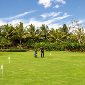 luxury Mauritius holiday Packages Trou Aux Biches Beachcomber Golf Resort And Spa Golf