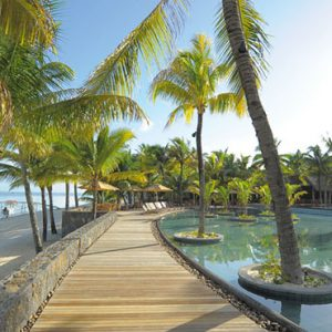 luxury Mauritius holiday Packages Trou Aux Biches Beachcomber Golf Resort And Spa Pool 2