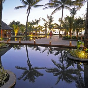luxury Mauritius holiday Packages Trou Aux Biches Beachcomber Golf Resort And Spa Pool 4