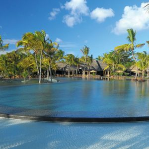 luxury Mauritius holiday Packages Trou Aux Biches Beachcomber Golf Resort And Spa Pool 5