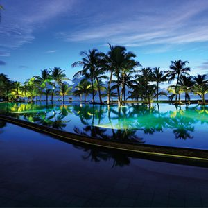 luxury Mauritius holiday Packages Trou Aux Biches Beachcomber Golf Resort And Spa Pool 7