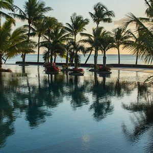 luxury Mauritius holiday Packages Trou Aux Biches Beachcomber Golf Resort And Spa Pool 8