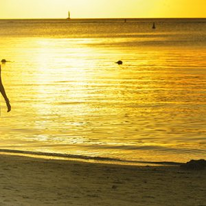 luxury Mauritius holiday Packages Trou Aux Biches Beachcomber Golf Resort And Spa Sunset