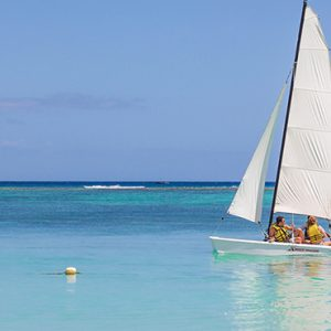 luxury Mauritius holiday Packages Trou Aux Biches Beachcomber Golf Resort And Spa Watersports