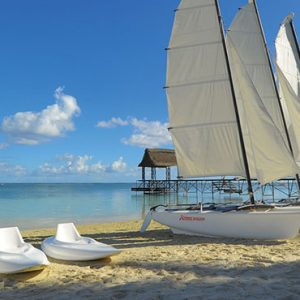 luxury Mauritius holiday Packages Trou Aux Biches Beachcomber Golf Resort And Spa Watersports 3