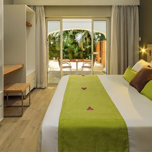 Luxury Mauritius holiday Packages Mauricia Beachcomber Resort And Spa 2 Bedroom Family Apartment 2
