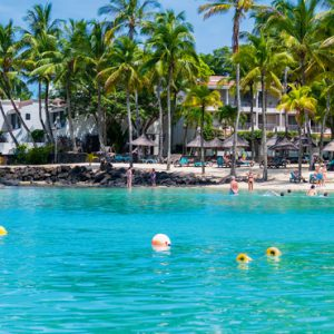 Mauritius Honeymoon Packages Mauricia Beachcomber Resort And Spa Beach 2