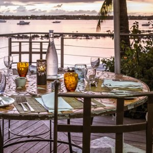 luxury Mauritius holiday Packages Mauricia Beachcomber Resort And Spa Dining 3