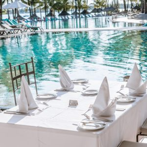 luxury Mauritius holiday Packages Mauricia Beachcomber Resort And Spa Dining 4