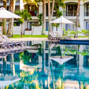 luxury Mauritius holiday Packages Mauricia Beachcomber Resort And Spa Dining 5