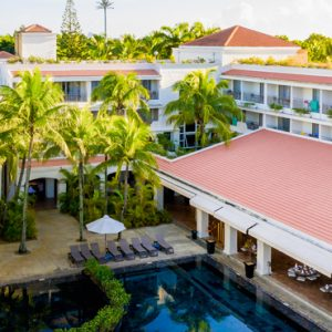 luxury Mauritius holiday Packages Mauricia Beachcomber Resort And Spa Exterior