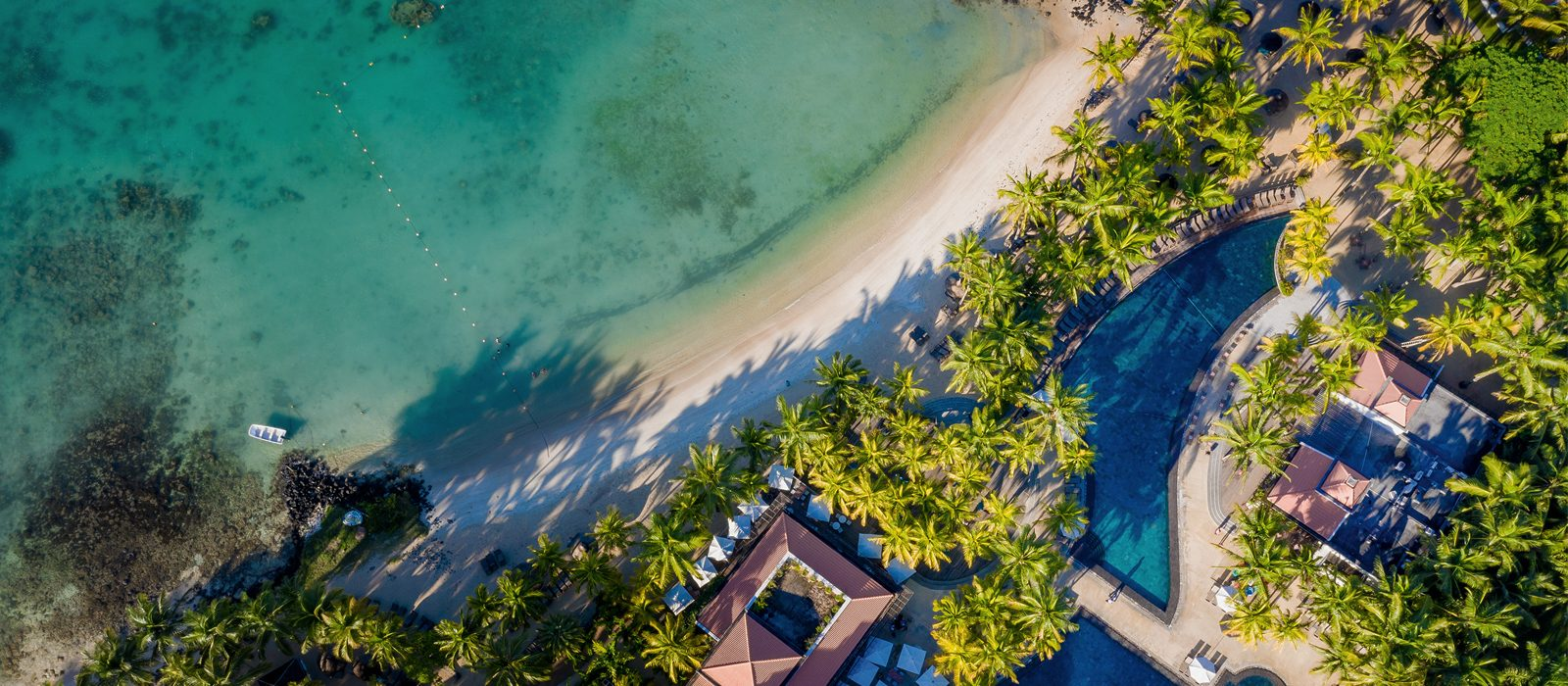 luxury Mauritius holiday Packages Mauricia Beachcomber Resort And Spa Header